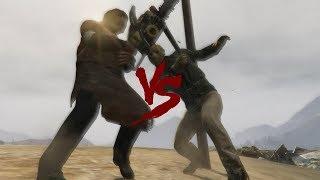 Jason Voorhees VS Leatherface - Death Battle (GTA 5)