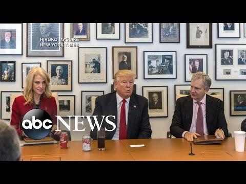 Trump Picks Nikki Haley for UN Post
