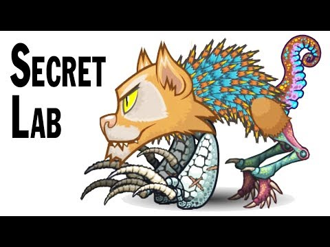 Mutant Fight Cup 2 - Secret Lab #2 | Eftsei Gaming