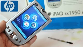 HP iPAQ rx1950: карманный бестселлер (2005) - ретроспектива