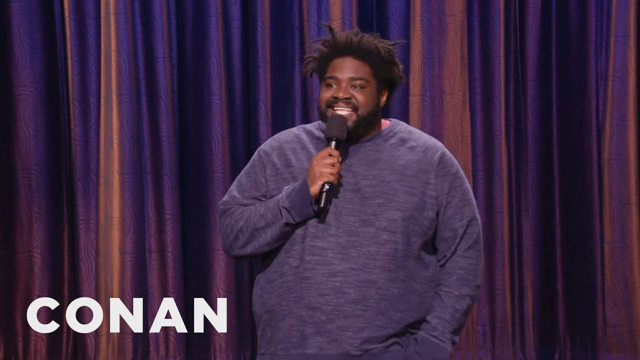 Download Ron Funches Stand-Up 02/13/14 | CONAN on TBS