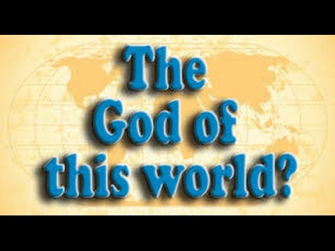 The Real God of This World -  The United Nations, Spiritualism, One World Religion