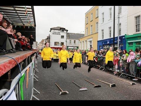 St Patricks Day Parade 2014 Clonmel Co. Tipperary