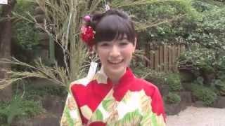 7月4日、東京・白金にある八芳園さんにて、 優希美青ちゃんが浴衣姿を...
