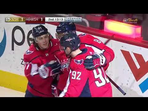 Nashville Predators vs Washington Capitals - April 5, 2018 | Game Highlights | NHL 2017/18