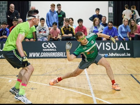 2017: Quish v McElduff - Wallball Nationals Mens SF