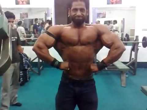Mr Pakistan 2008 Super Khalid Ali By Pak Bodybuilders - YouTube