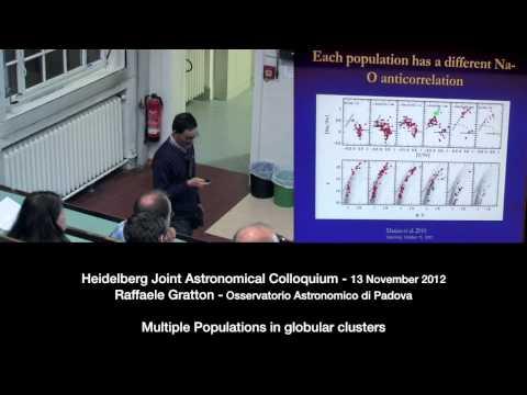 Raffaele Gratton - Multiple populations in globular clusters