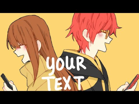 Mystic Messenger // Your Text