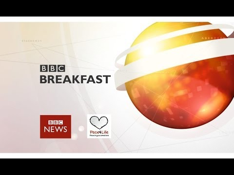 Charity recycles UK pacemakers for the developing world - Pace4Life on World TV & BBC World News