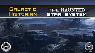 Star Citizen | Galactic Historian:  Mystery of the Blue Man