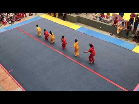 22th Johor Wushu Championships 2017 (Group Category - Children Group) - VR WUSHU