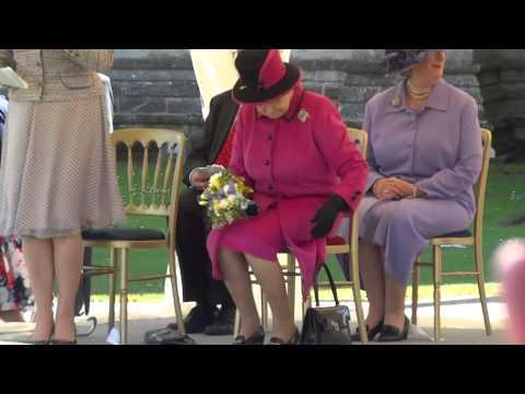 The Queen Salisbury 2012