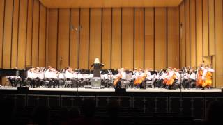 Faubion MS Full Orchestra TMEA Concert: The Firebird, Berceuse & Finale
