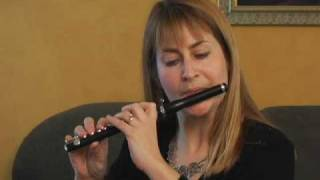 Video 2, Jennifer King, piccolo, Bach and Rossini