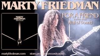 MARTY FRIEDMAN - FOR A FRIEND