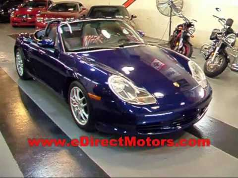 2004 Porsche Boxster S Edirect Motors By Edirectmotors