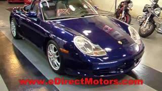2004 Porsche Boxster S - eDirect Motors