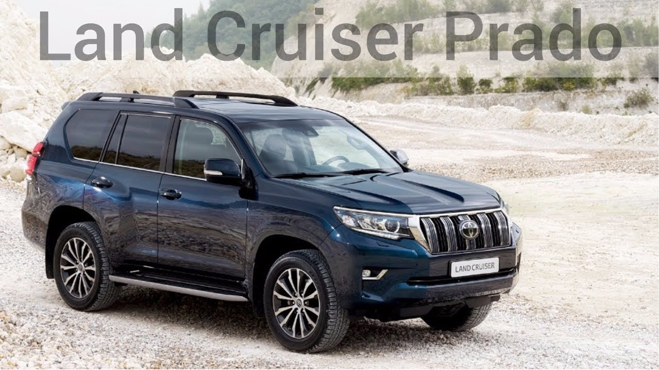 2018 Toyota Land Cruiser Prado 17