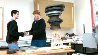 Balsa Wood Tower Fail Hilarious Must See