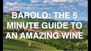 видео Вино Бароло (Barolo): особенности, история, культура пития