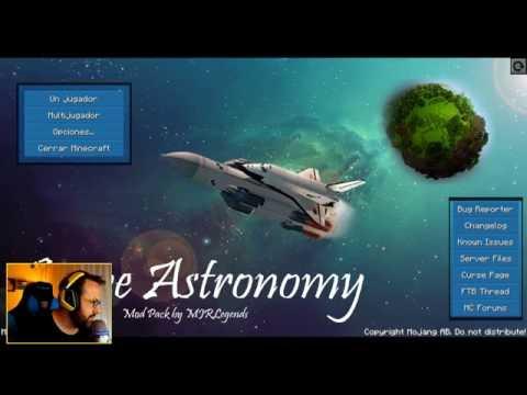 MODS – Minecraft Space Astronomy – Ep.3 – Muere, muere y muere (y algunas máquinas nuevas) –