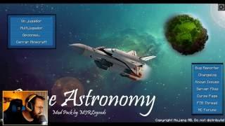 MODS - Minecraft Space Astronomy - Ep.3 - Muere, muere y muere (y algunas máquinas nuevas) -