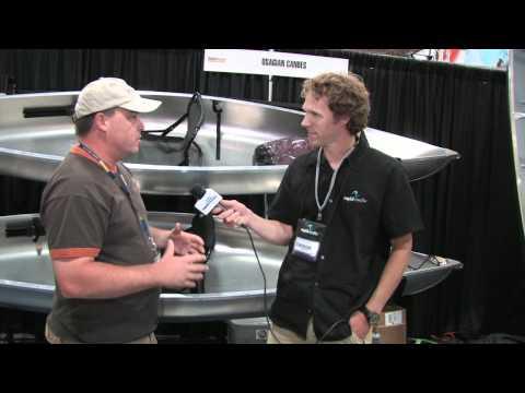 Osagian Canoes: Aluminium Kayak | Rapid Media TV | Rapid Media