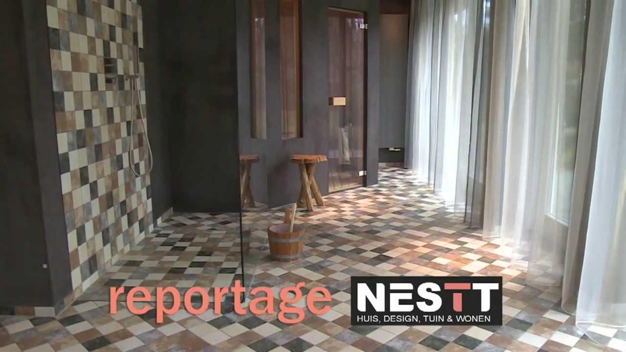 Interieurreportage   slaapkamer   interieurbouw van een oude ...