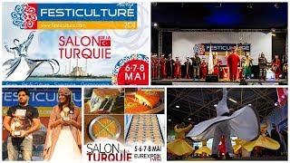 ☪ Le Salon De La Turquie - Festiculture Lyon 2014 ☪ Thumbnail