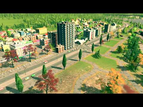 Seaside Town | Ep 4 | Cities:Skylines - Real Town Planner Plays