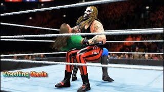 WWE 2k20 The Fiend Bray Wyatt vs Edge Match on Extreme Rules in Hindi