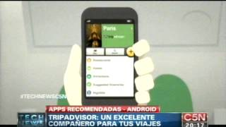 C5N - TECH NEWS_ APPS RECOMENDADAS