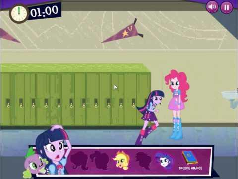 My Little Pony Oyunu Nasıl Oynanır?--bölüm 2[ELMAS şirket]