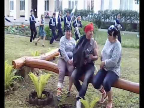 Подарок от родителей выпускникам СОШ №6 г.Ковылкино Фильм КИРЖАЕВА