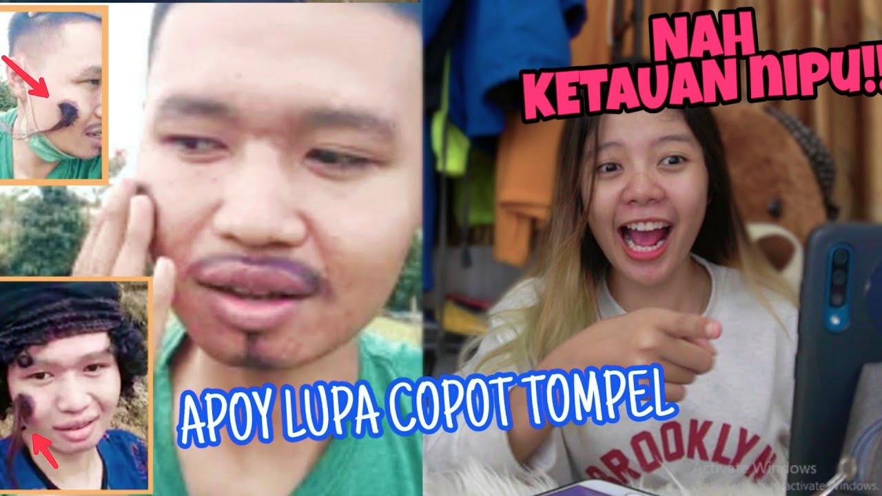 TERBONGKAR SEMUA DRAMA KELUARGA POPO BOHAY!! | APOY LUPA NYABUT TOMPEL