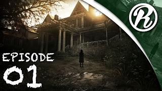 [RE7] HET HORROR AVONTUUR BEGINT.. - Royalistiq (Nederlands) | Resident Evil 7 Storyline #1