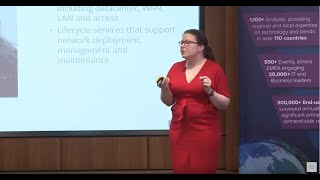 IDC Multicloud Conference 2019 - Roz Parkinson Keynote
