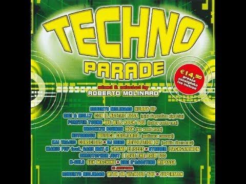 Techno Parade Mix By Roberto Molinaro (2004)