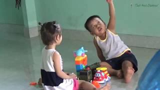 Video Clip Hot Quay Lén Thái Anh Chơi Cùng Bé Tẹt 😆😍👍 Phát Hiện Bí Mật Ở Phút Thứ 8