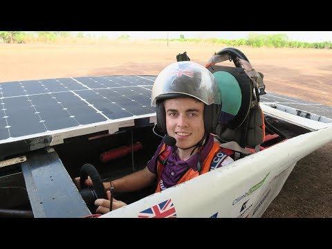 World Solar Challenge 2017 | Durham University Electric Motorsport