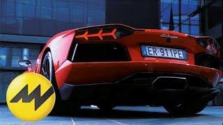 Ein Lamborghini Aventador Roadster: Das bedeutet Fahrspaß in der of...