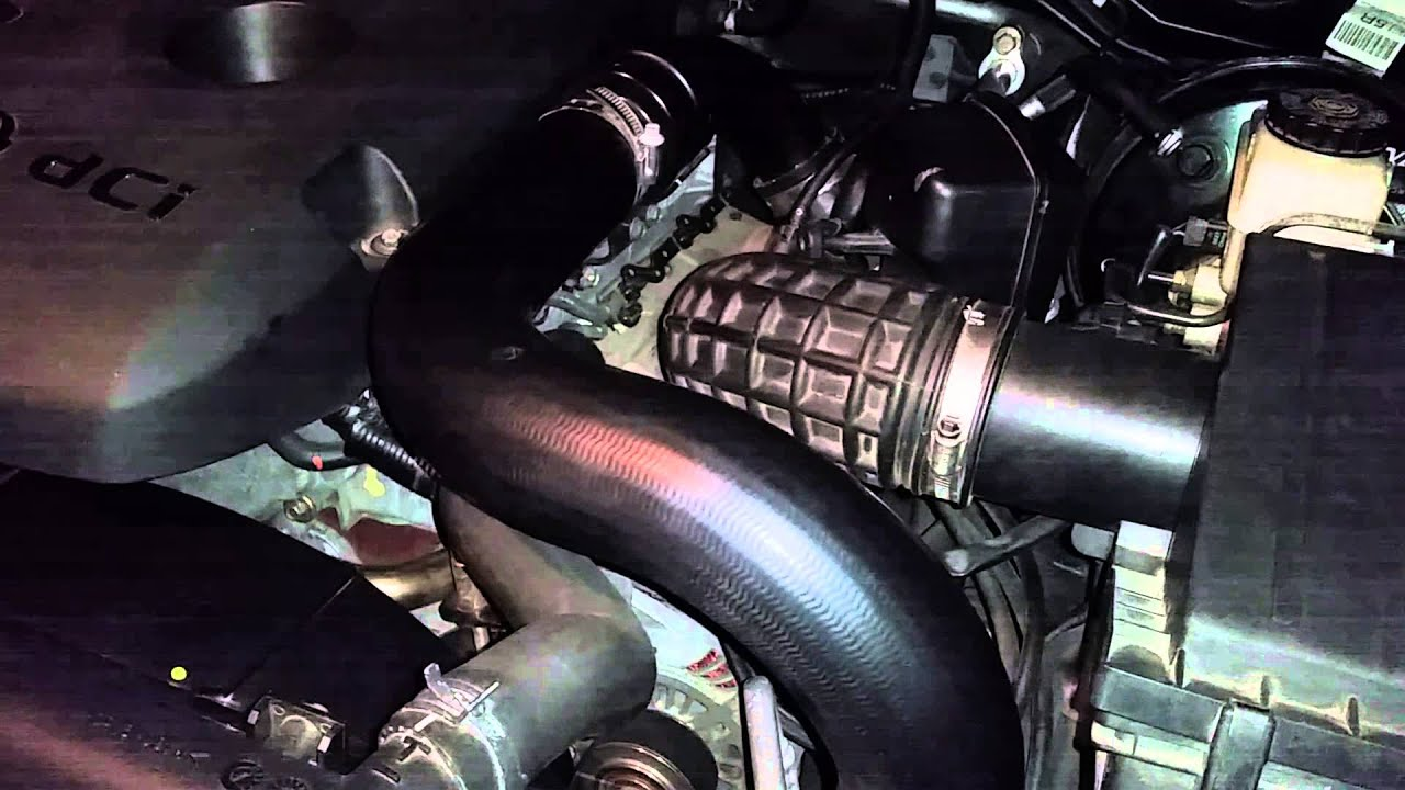 Pathfinder Turbo >> Durite Turbo Nissan Pathfinder 2 5 174cv Yd25ddti R51 Youtube