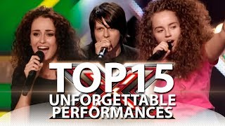 TOP-10 Unforgettable Performances On X-Factor Ukraine