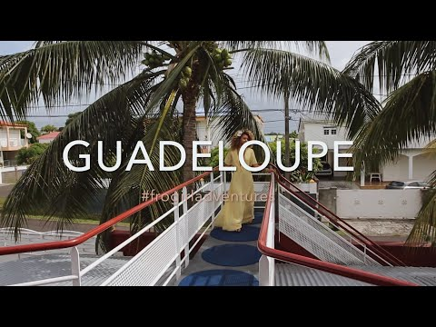 Guadeloupe! #FroGirlAdventures