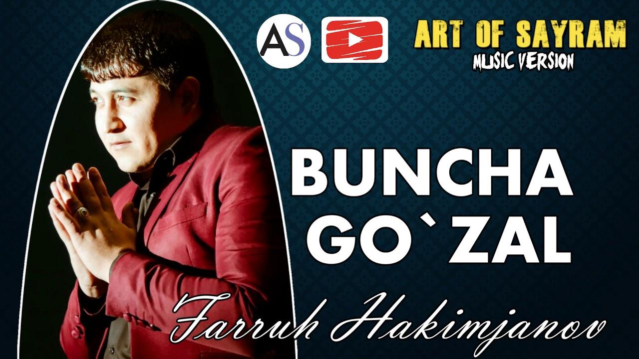 Фаррух Хакимжанов - Бунча гузал | Farruh Hakimjanov - Buncha go'zal ( music version )