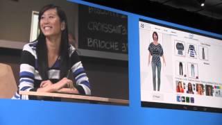 3D Avatars Bring Online Shopping to the Next Level - Victoria Molina @ IDF13