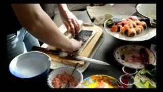 Индивидуальное обучение, японская кухня