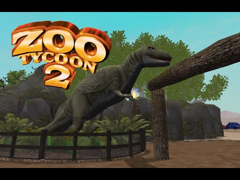 Zoo Tycoon 2: Mini Zoo #5 - Hell Creek