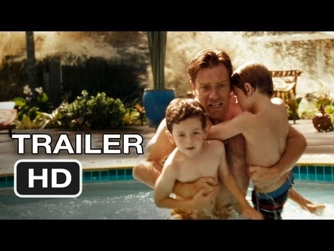 Trailer: 'The Impossible' starring Ewan McGregor and Naomi Watts